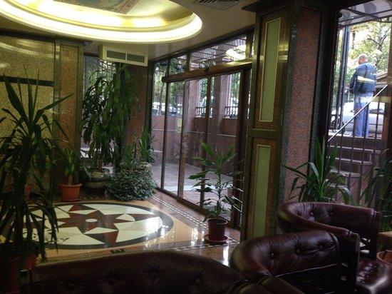 California Hotel: Anatolii