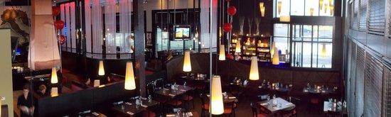 Restaurant Pacini Levis : Excellent ambiance
