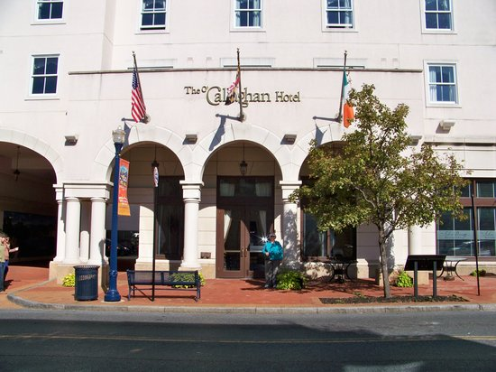 O'Callaghan Hotel Annapolis: Hotel Entrance