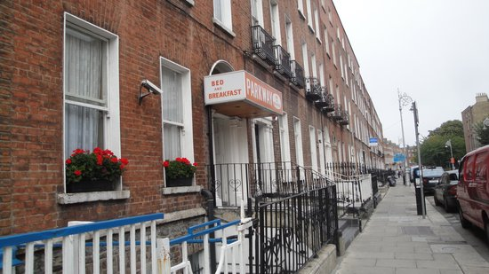 Parkway Guesthouse: Walking distance to O'Connell St