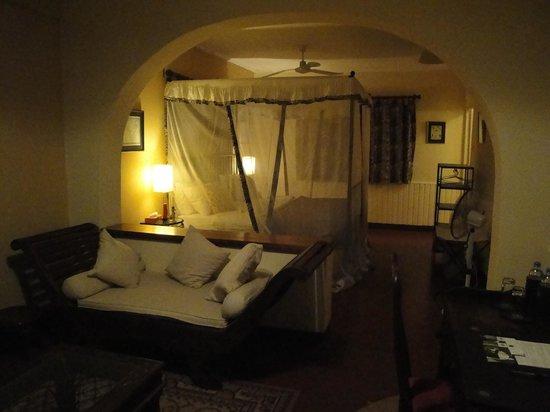 Mount Meru Game Lodge & Sanctuary: room 22