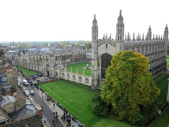 See Cambridge Differently