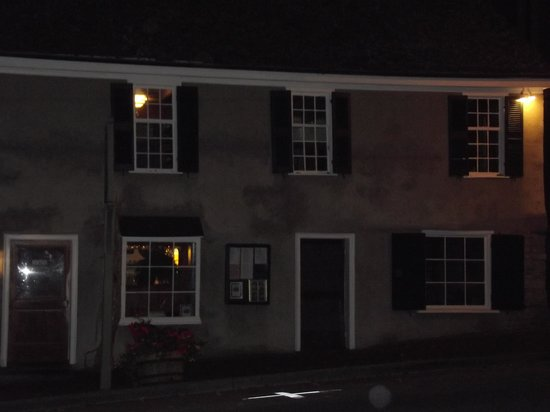 Appalachian GhostWalks: orbs 1st pic