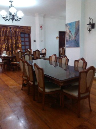 My Vigan Home Hotel: Dining Area