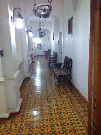 My Vigan Home Hotel: Hallway