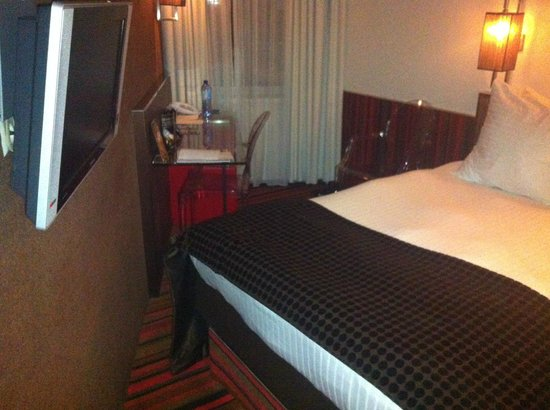 WestCord City Centre Hotel Amsterdam: bisogna essere magri!