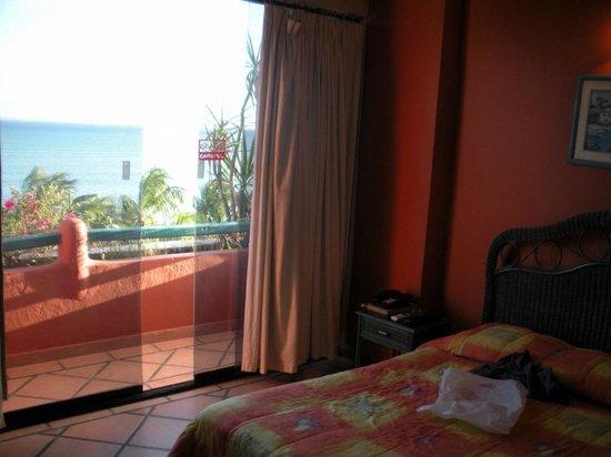El Yaque Paradise Hotel: Habitacion ultimo piso