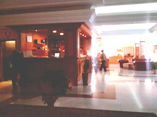 BEST WESTERN Hotel Fiuggi Terme Resort & SPA: Hall 2