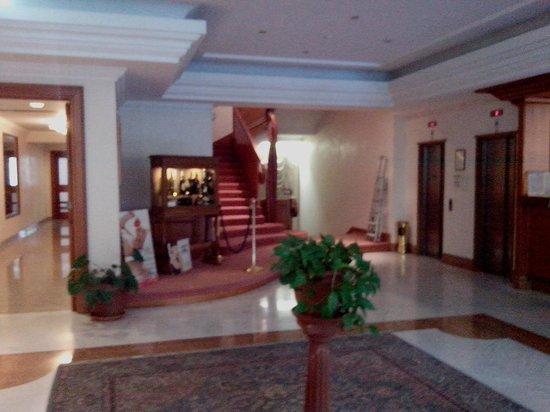 BEST WESTERN Hotel Fiuggi Terme Resort & SPA: Hall 1