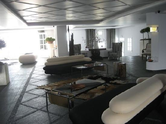 Aressana Spa Hotel and Suites: Lobby