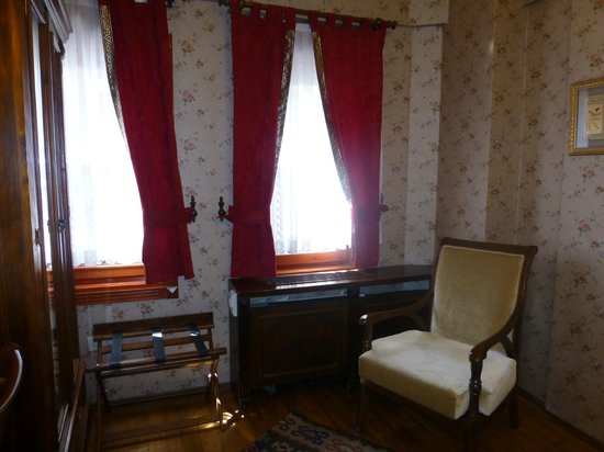 Dersaadet Hotel Istanbul: My room