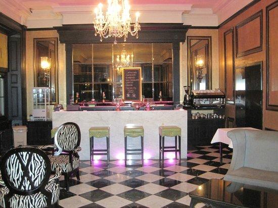 Hotel Meyrick : Cafetería