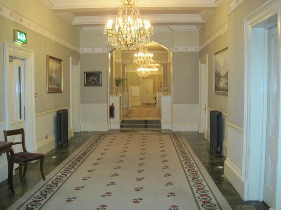 Hotel Meyrick : Pasillo de habitaciones