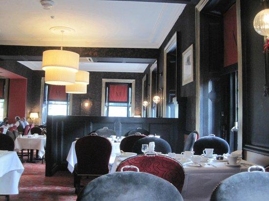 Hotel Meyrick : Comedor