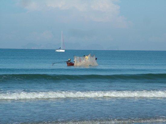 Long Beach: Утренняя рыбалка