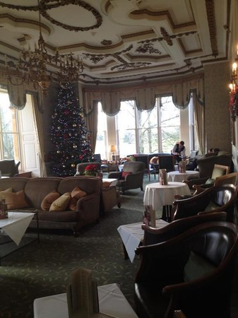 Ettington Park Hotel: restaurant