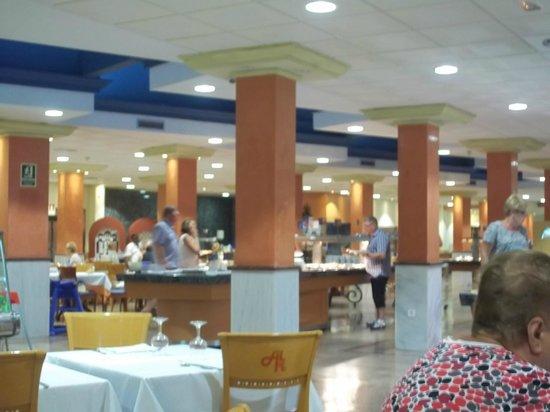 Hotel Marina Resort Benidorm : Dining Room