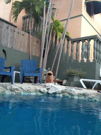 Suite Dreams Inn: Poolside
