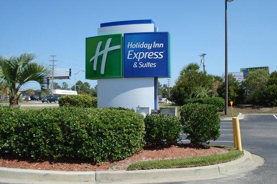 Holiday Inn Express N. Myrtle Beach-Little River : Good hotel