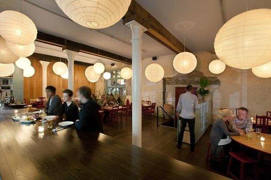 Cafe Hanoi : inside ks 123