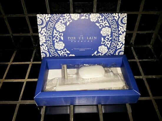 The Porcelain Hotel: What you may need...