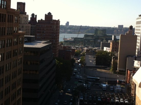 TRYP New York City Times Square South: View of Hudson from rooftop