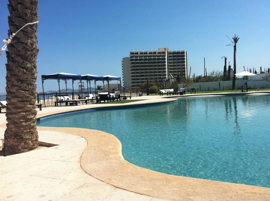 La Posada Hotel & Beach Club: piscina