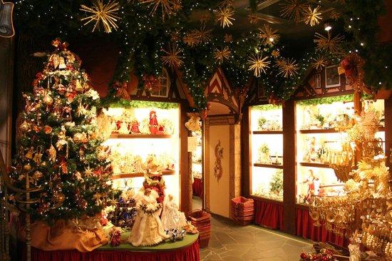 Deutsches Weihnachtsmuseum: negozio pre-museo