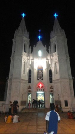 Church of our Lady of Velankanni: Shrine Basilica of Our Lady of Health Vailankanni