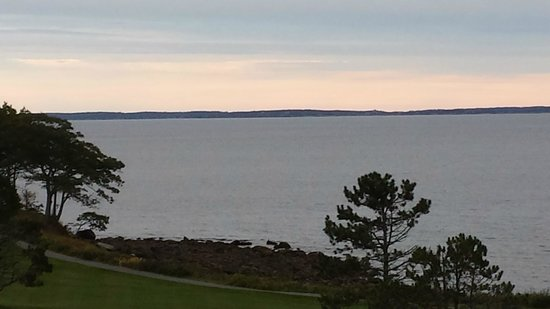 Samoset Resort On The Ocean : View from our room 337