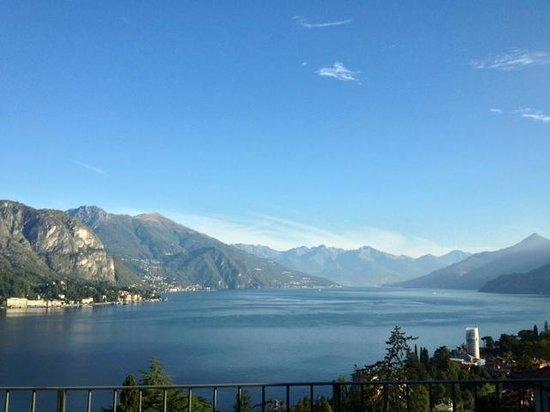 View of Lake Como from Suite Bellagio - Picture of Borgo Le Terrazze ...