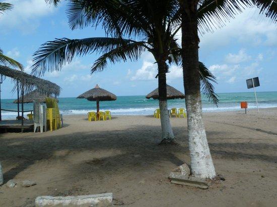 Praia De Maracaipe: Estrutura