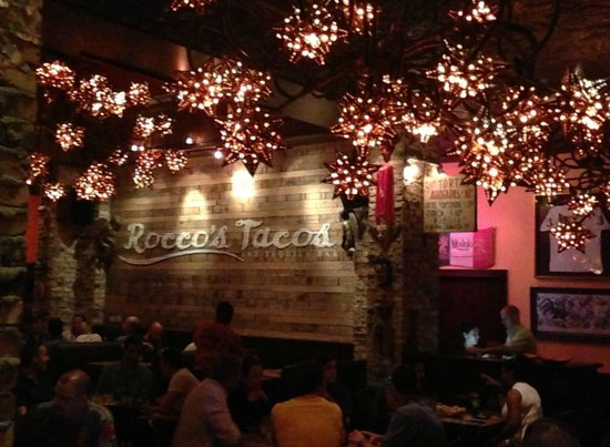 Rocco's Tacos & Tequila Bar - Fort Lauderdale: Inside
