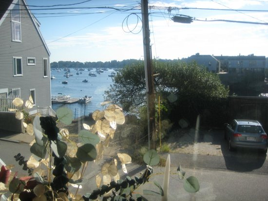 Harborside House: View from house