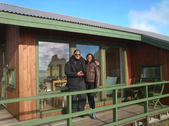 Lake Thingvellir Cottages: Brother and sister