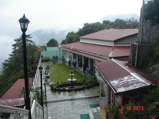 Karma Vilas Resort : Resort