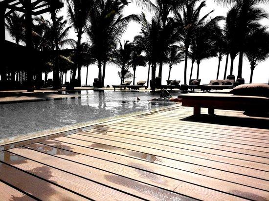 Arennas Mancora: piscina