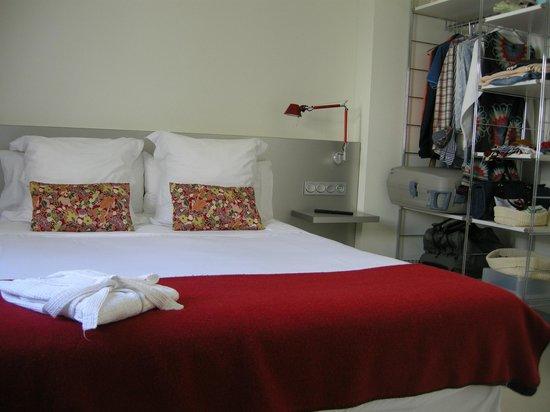 Hotel Boutique Alcoba: Habitación