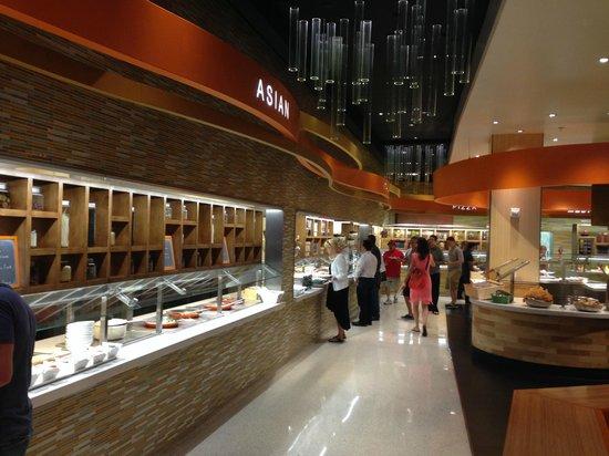 Aria Buffet