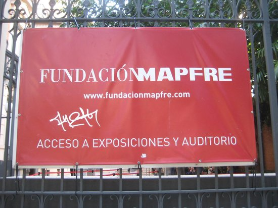 Fundación Mapfre Recoletos: Fundacion MAPFRE