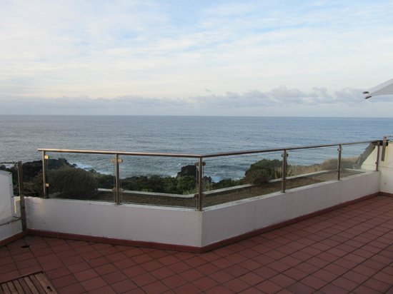 Caloura Hotel Resort: Partial View From Private Terrace (Suite),