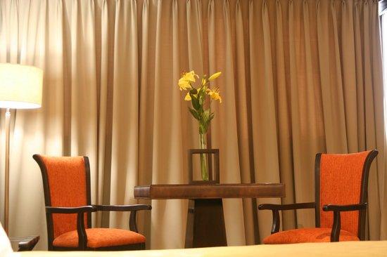 Hotel 8 de Octubre: HABITACION