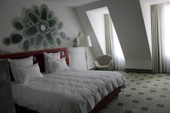 Hyperion Hotel Dresden am Schloss: Swiss Advantage room