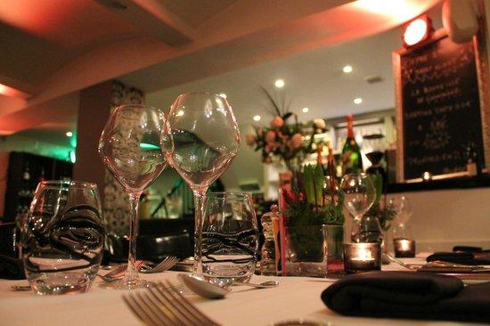 Vintage : Salle de restaurant