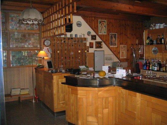 Quo Vadis Hotel : Il bar dell'hotel