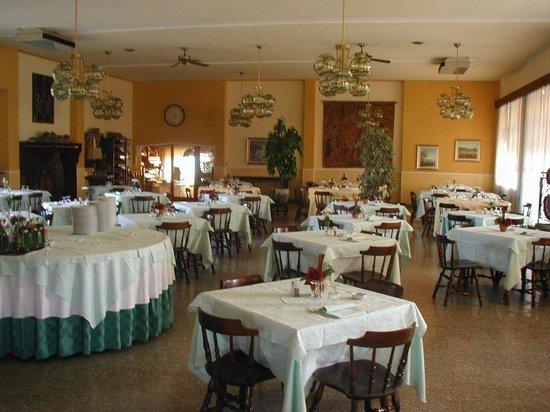 Quo Vadis Hotel : Il ristorante dell'hotel
