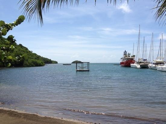 Le Phare Bleu Boutique Hotel & Marina: Paradise