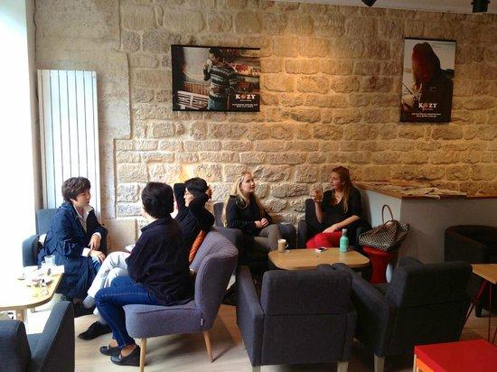 Kozy Salon Urbain: Un après-midi à Kozy