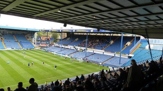 Hillsborough Stadium: View from North Stand