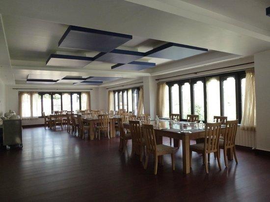 Ro-Chog Pel Hotel : Salle á manger